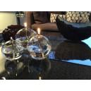 lampe à huile periglass design