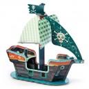 pop to play bateau pirates djeco