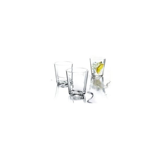 6 verres Eva solo